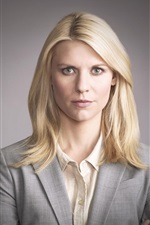 Preview iPhone wallpaper Claire Danes 04