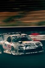 Cool carro de corrida, drift, velocidade