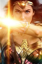 Preview iPhone wallpaper Diana Prince, Wonder Woman 2017
