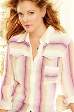 Preview iPhone wallpaper Drew Barrymore 05