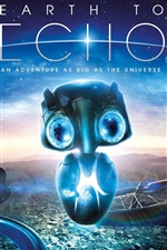 Preview iPhone wallpaper Earth to Echo