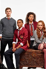 Preview iPhone wallpaper House of Anubis, TV series