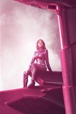 Vorschau des iPhone Hintergrundbilder Naomi Scott, Power Rangers