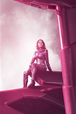 Preview iPhone wallpaper Naomi Scott, Power Rangers