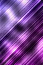 미리보기 iPhone 배경 화면 보라색 줄무늬 배경, 추상