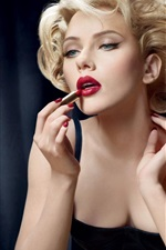 Preview iPhone wallpaper Scarlett Johansson 31