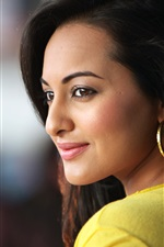 Preview iPhone wallpaper Sonakshi Sinha 05