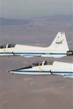 Jato supersónico, aviões brancos, Talon, Northrop T-38A