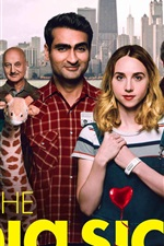 Preview iPhone wallpaper The Big Sick 2017