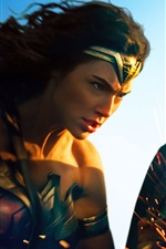 Preview iPhone wallpaper Wonder Woman, DC Comics
