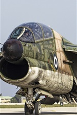 Preview iPhone wallpaper A-7 Corsair II attack aircraft