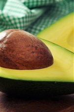 Preview iPhone wallpaper Avocado, fruit photography