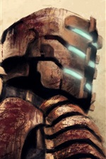 Preview iPhone wallpaper Dead Space, art picture