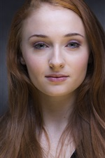 Preview iPhone wallpaper Sophie Turner 07
