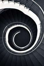 Stairs, spiral