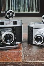 iPhone fondos de pantalla Dos cámaras