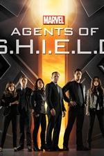 Preview iPhone wallpaper Agents of S.H.I.E.L.D., TV series