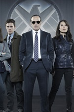 Preview iPhone wallpaper Agents of S.H.I.E.L.D.