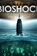 Preview iPhone wallpaper BioShock Infinite PS4 games