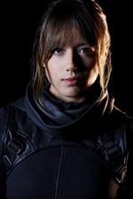 Preview iPhone wallpaper Chloe Bennet, Agents of S.H.I.E.L.D.