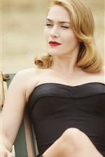 Preview iPhone wallpaper Kate Winslet 05