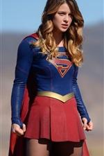 Preview iPhone wallpaper Supergirl, TV series