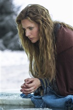 Preview iPhone wallpaper The Vikings, Jessalyn Gilsig