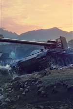 World of Tanks, net games