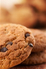 Preview iPhone wallpaper Biscuits, cookies