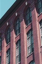 Edifícios, janelas