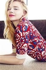 Preview iPhone wallpaper Chloe Grace Moretz 36