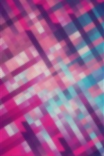Preview iPhone wallpaper Colorful texture background, lines, abstract