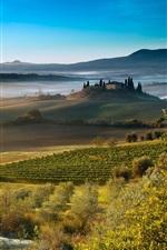 Italy, Tuscany, beautiful countryside