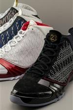 Preview iPhone wallpaper Jordan shoes