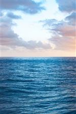 Kauai, USA, sea, sunset