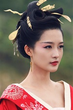 Preview iPhone wallpaper Princess Agents, TV series, Li Qin