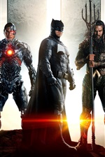 Superheroes, Justice League