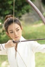Preview iPhone wallpaper TV series, Princess Agents, Zhao Liying