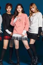 미리보기 iPhone 배경 화면 TWICE(트와이스), 한국 음악 소녀들 04