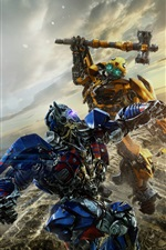 Preview iPhone wallpaper Transformers: The Last Knight, 2017 hot movie