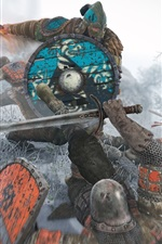 Preview iPhone wallpaper Ubisoft, For Honor, PC game