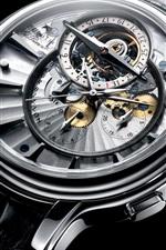 Relógios Zenith, fundo preto