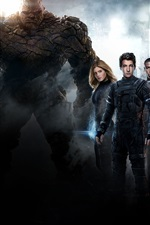 Preview iPhone wallpaper Fantastic Four
