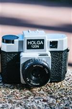 Preview iPhone wallpaper Holga 120N cameras