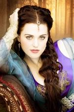 Katie McGrath, Merlin, série de TV