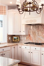 Preview iPhone wallpaper Kitchen, furniture, design, european style