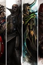Marvel superheroes art painting