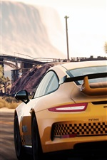 Preview iPhone wallpaper Need For Speed, Porsche and Ferrari supercars