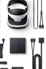Lista de empacotamento Sony PlayStation VR