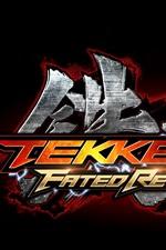 Tekken 7, game logo
